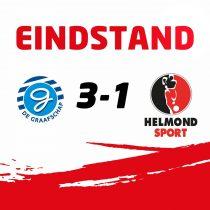 TERUGBLIK: De Graafschap – Helmond Sport