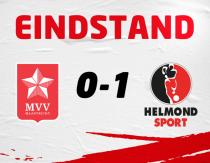 TERUGBLIK:  MVV – Helmond Sport