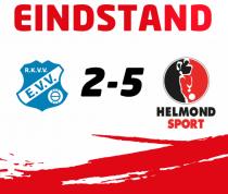 TERUGBLIK: EVV Echt – Helmond Sport