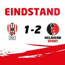TERUGBLIK: TOP Oss – Helmond Sport (1-2)