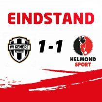 TERUGBLIK: VV Gemert – Helmond Sport